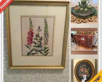 Wellesley Estate Sale Online Auction - Falmouth Road