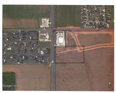 Prime 6.7 Acre Tract on Airline Drive Ideal For Grocery Store