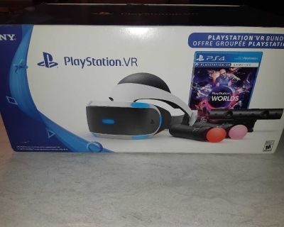 Adult owned playstation VR without game serious inquiries only