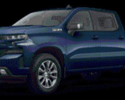 2020 Chevrolet Silverado 1500 RST Crew Cab Standard Bed 4WD