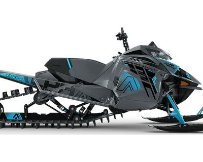 2022 Arctic Cat M 8000 Mountain Cat Alpha One 154 ES Snowmobile Mountain Osseo, MN