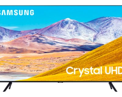 """75"""" Samsung TV (With Mounted Stand)"""