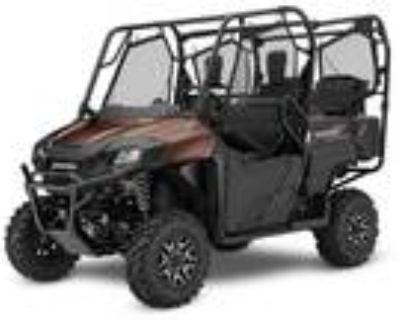 New 2021 Honda Pioneer 700-4 Deluxe