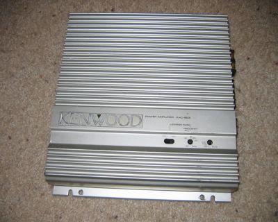 Kenwood KAC-923 amp for sale 100wrms x 2 CHEAP!
