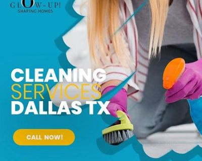 Professional cleaning services Dallas Texas