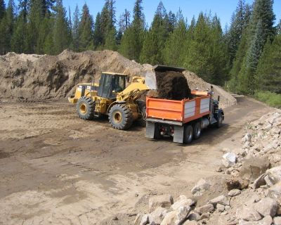 Heavy equipment & dump truck financing - (A through D) credits