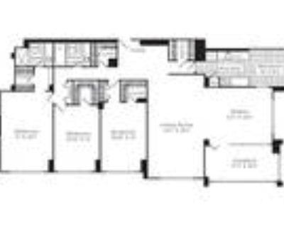Willard Towers - 3 Bed, 2 Bath 2024 SF C1