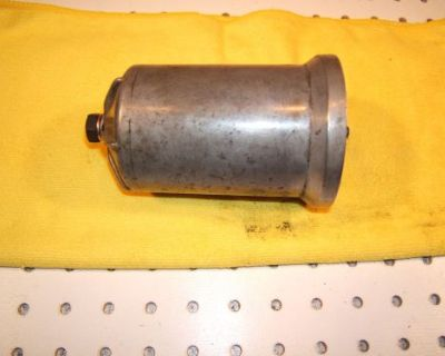 Mercedes W111,112,110,108,109,113,ponton 4/6cyl Oil Filter Metal 1 Canister,#6