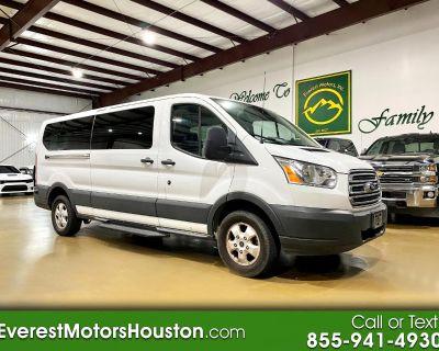 2018 Ford Transit Passenger Wagon T-350 XLT LOW ROOF 12 PASSENGER SEATS