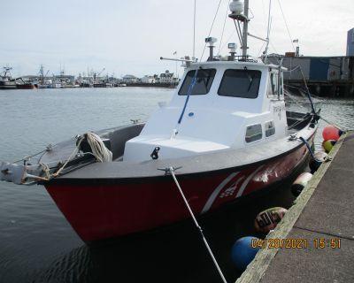 1967 Custom Pilothouse Offshore Fish/Tow