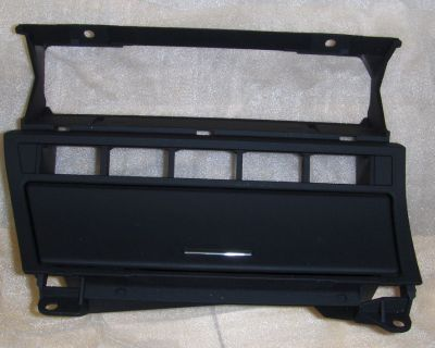 Center console lower carrier - Coupe/Sedan/Convertible/Touring