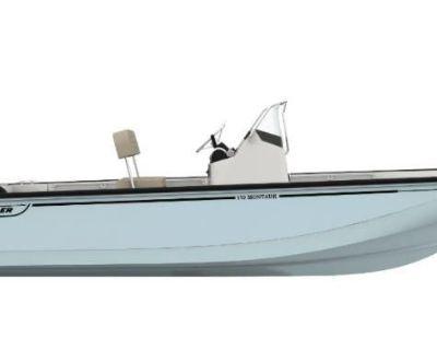 2022 17' Boston Whaler 170 Montauk