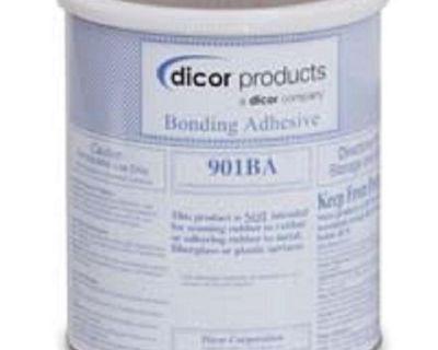 Dicor 901ba Rv Rubber Roof Water Based Acrylic Bonding Adhesive 1 Gallon