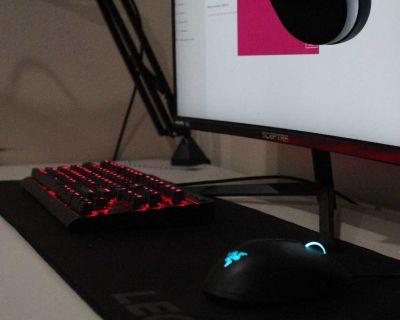 Gaming Keyboard & Mouse