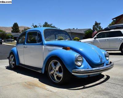 """1971 Super Beetle """"German Look"""""""