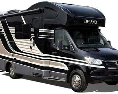 2022 Thor Motor Coach Delano 24RW