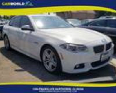 2014 BMW 5 Series 535i for sale