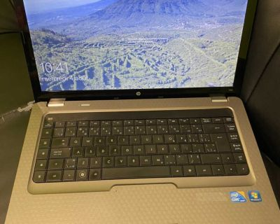 Laptop HP size 15.6 - i5 - with new battery