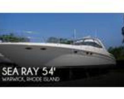54 foot Sea Ray Sundancer 540
