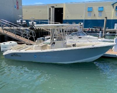 2019 Sea Chaser 24HFC