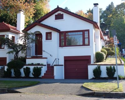Historic Vista Cottage- Portland Heights -Featured in the Oregonian - Portland Heights