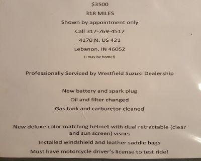 2012 Suzuki S40 Boulard $3500.