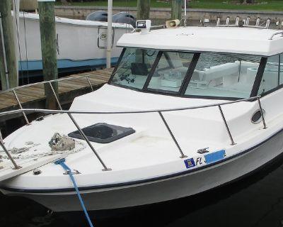 1993 Sport-Craft Fisherman 270
