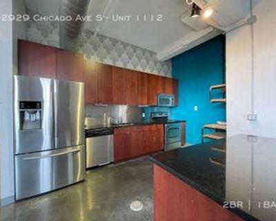 2929 Chicago Ave #1112, Minneapolis, MN 55407 2 Bedroom Apartment