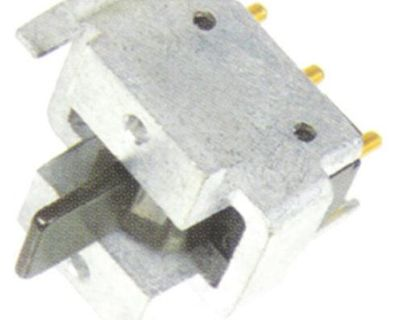Gmk40305236412s Goodmark Convertible Top Switch Housing With Clips & Switch New