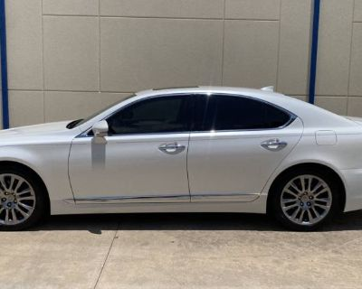 2016 Lexus LS LS 460