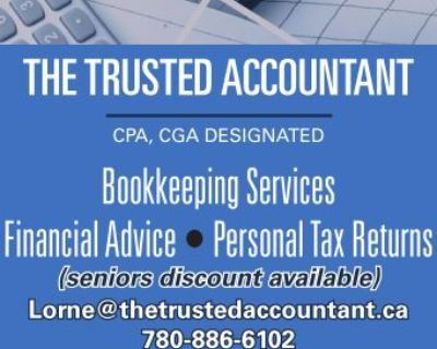 THE TRUSTED ACCOUNTANT CPA, ...
