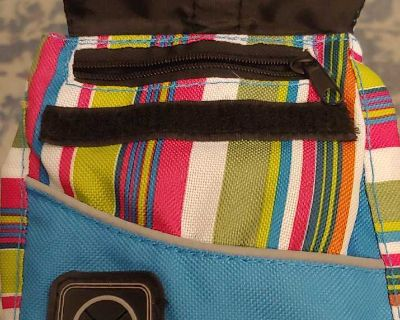 EUC weighted saddles bag for small dogs