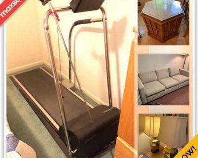Potomac Estate Sale Online Auction - Lakenheath Way