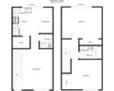 Campbell Plaza Apartments - 2-Bedrooms, 1.5-Bathroom Townhouse