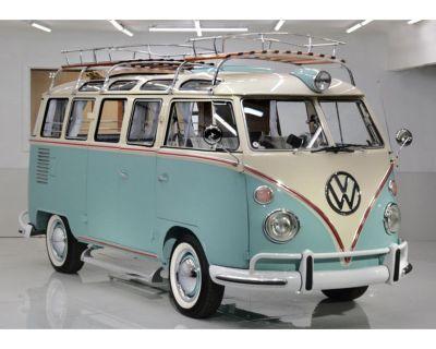 1969 Volkswagen Vanagon