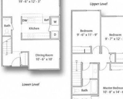 Private room with own bathroom - Mountain View , CA 94043