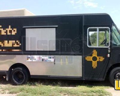 Mechanically Sound 2004 Freightliner 14' Diesel Mobile Kitchen Food Truck