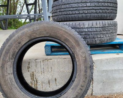 Used 275/65R20 Tires