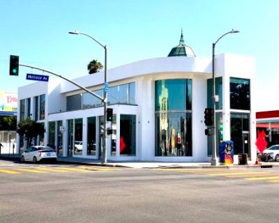 Prime Pop-up/Art Gallery Space in West Hollywood, Los Angeles, CA