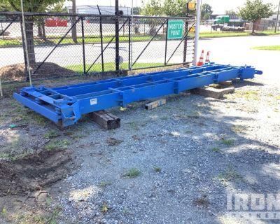 Rolling Strut Double Slide Rail