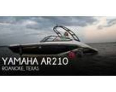 21 foot Yamaha AR210