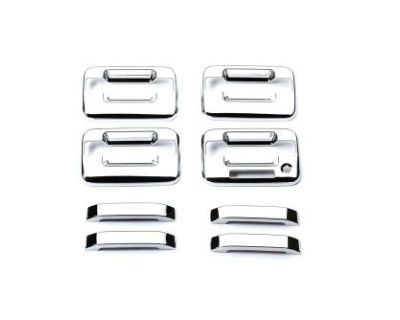 Putco 401012 Door Handle Cover Fits 04-14 F-150