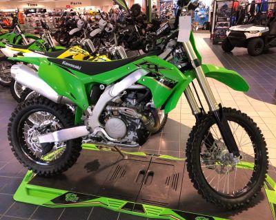 2022 Kawasaki KX 450X Motorcycle Off Road Asheville, NC