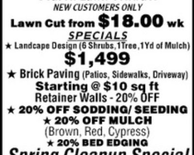 R & V Landscaping / Snow Remov...