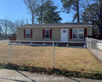 701 N Fifth St, Hampton, VA 23664 3 Bedroom House