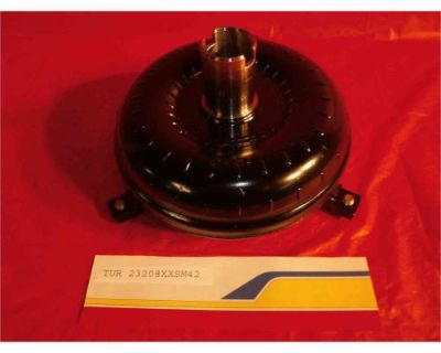 "Turbo Action Transmission 23208xxsm42 Torque Converter 8"" Turbo 350/400 5300 St"