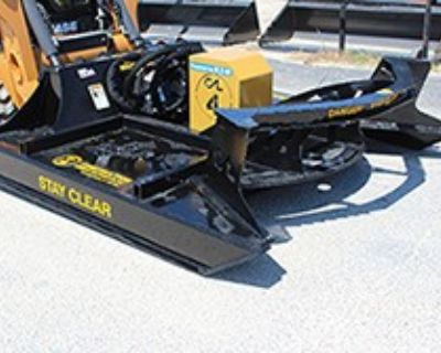 2020 Construction Attachments SXD Skid Steer Rotary Cutter