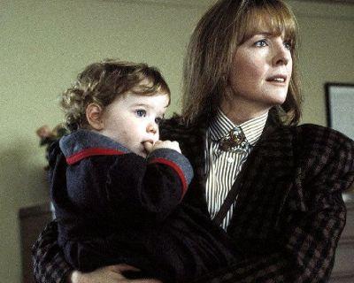 """FAMILYFILM Dvd-""""Baby Boom""""-Diane Keaton, Sam Shepard, Harold Ramis"""