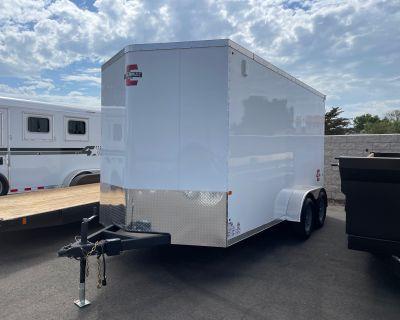 2022 Charmac Trailers 7x14 Stealth Cargo Trailer - Cargo Paso Robles, CA
