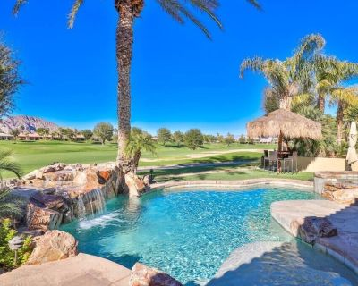 PGA West, private pool and spa outdoor covered TV - La Quinta